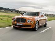 Bentley Mulsanne Speed: Driven