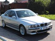 BMW M5 (E39): Spotted