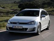 Volkswagen Golf GTD Estate: Driven