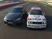 BMW M3 vs. BMW M3: Time For Tea?