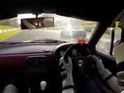 Honda F20C chasing VX220: PHTV