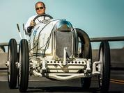 Blitzen-Benz: Time For Tea?