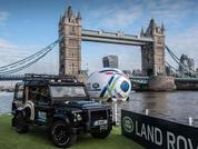 Land Rover reveals Rugby World Cup Defender
