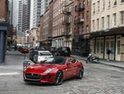 Jaguar F-Type V6 S Manual: Driven