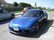 Mazda RX-7 Spirit R: Spotted