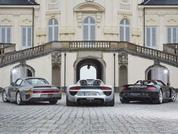 The Porsche hypercars: Pic Of The Week
