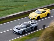 Lotus vs. Porsche: Pic Of The Week