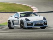 More Cayman GT4s?