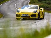 Cayman GT4 RS coming?