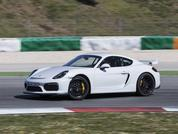 PHTV Clip Of the Day: Porsche Cayman GT4