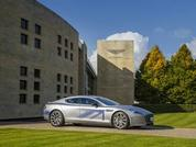 Electric Aston Rapide revealed