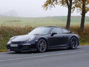 Porsche 911 R testing?