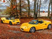 Lotus Elise 20th Anniversary: Pic Of The Week