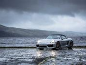 Porsche Boxster Spyder: Pic Of The Week