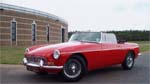 40 Years of MGB